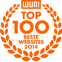 WUA! Top 100 website