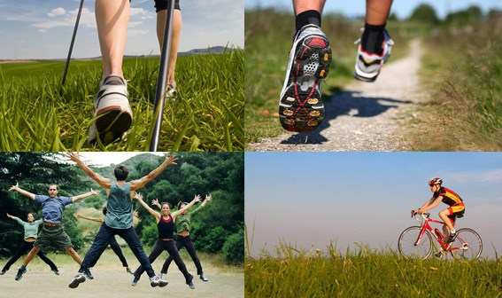 Top 5 buitensporten in Nederland