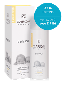 Baby en Kind Body Oil 200ml