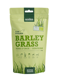 Barley Grass raw powder