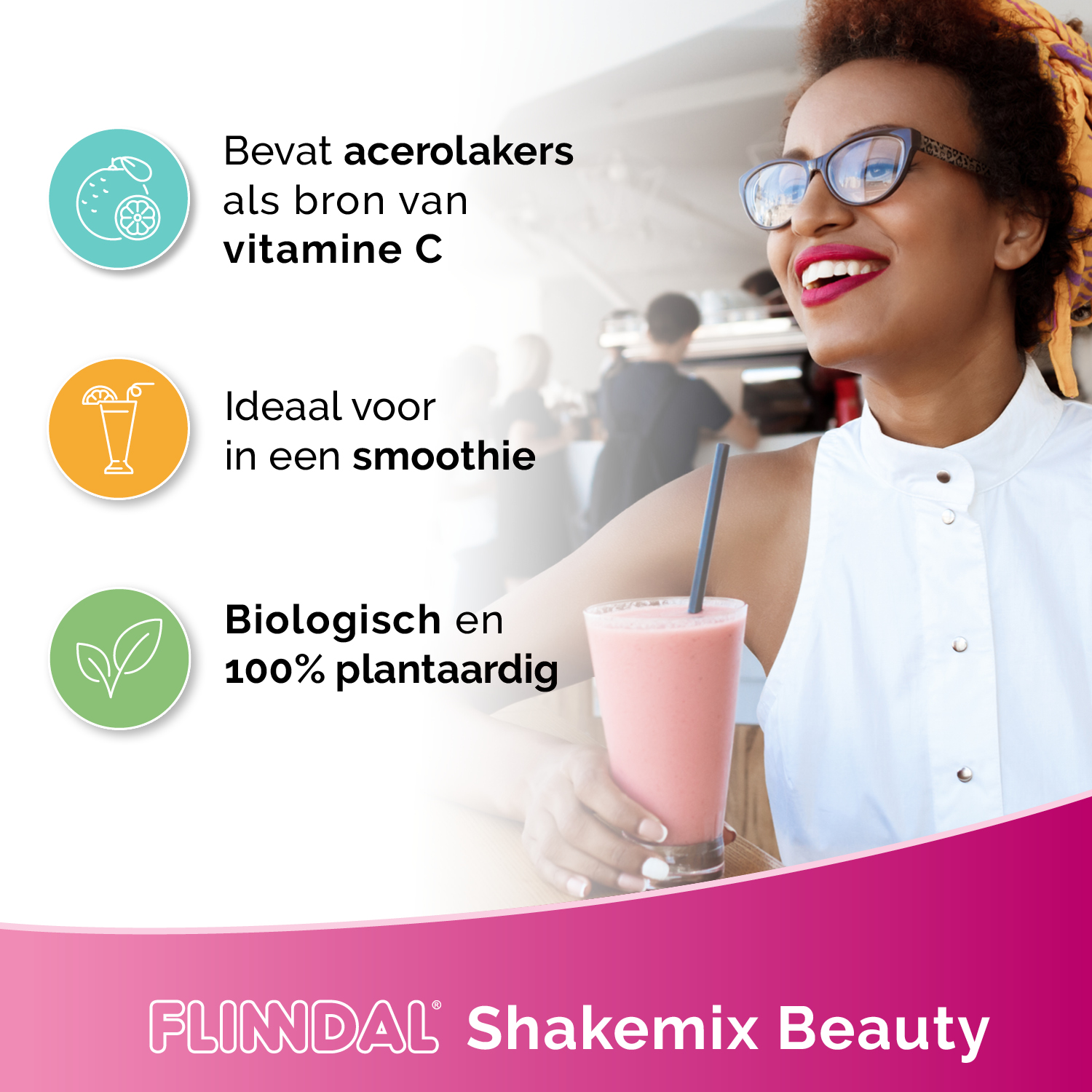 Beauty shakemix