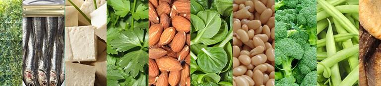 10 alternatieven voor calcium