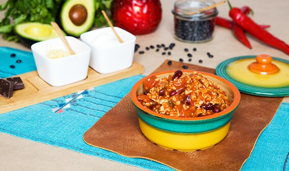 Recept: Chili con carne