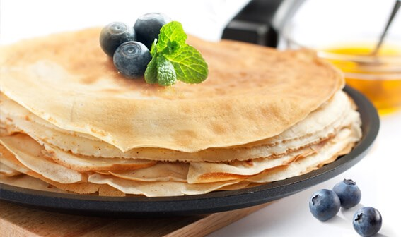 Superfood pannenkoek