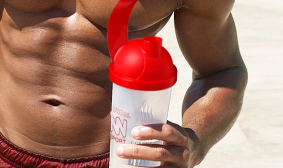 eiwitten sporten spieren