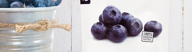 Blauwe bes: vol met antioxidanten