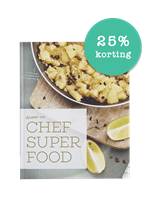 Receptenboek Become a SUPERFOOD chef