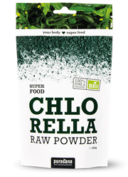 chlorella poeder | chlorella raw powder