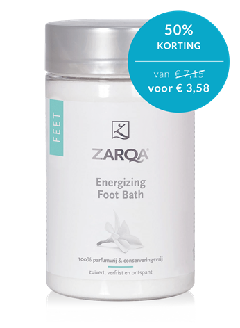 Energizing Footbath 500gr