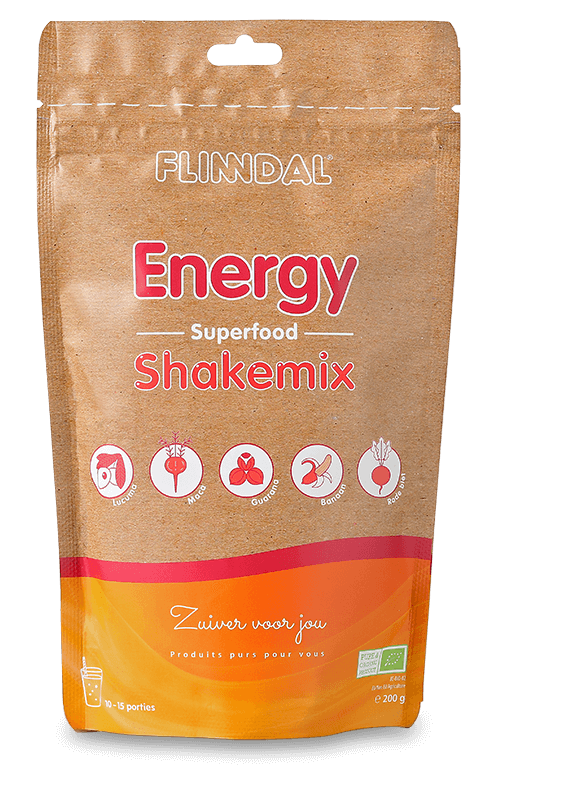 Energy shakemix