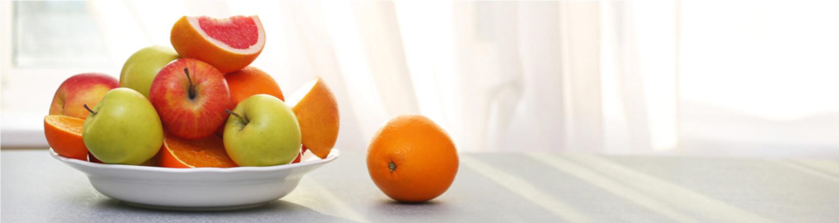 fruit, gezond tussendoortje