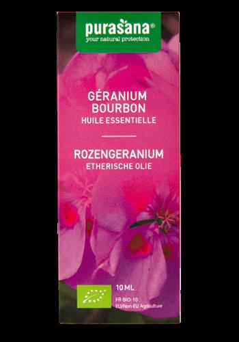 Rozengeranium olie