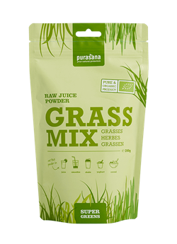 Grassmix raw juice powder