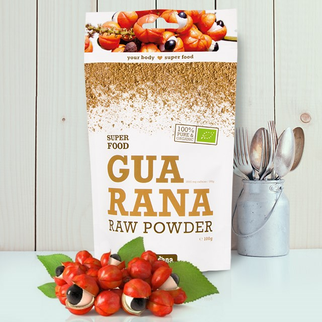 Guarana: superfood voor energie