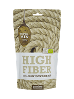 High fiber mix raw powder