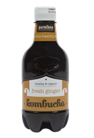 Kombucha fresh ginger