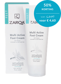 Multi Active Foot Cream tube 75ml