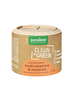 Clean & Green Multi-vitamine & mineralstoffe