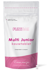 Multi Junior kauwtablet