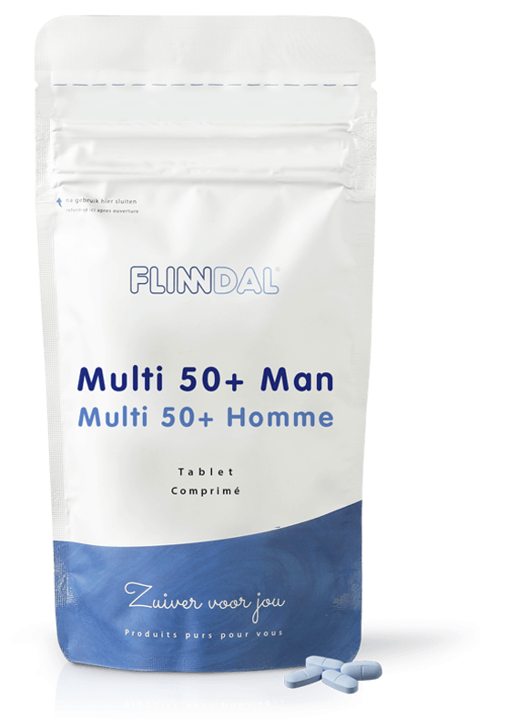 Multi Man 50 tabletten