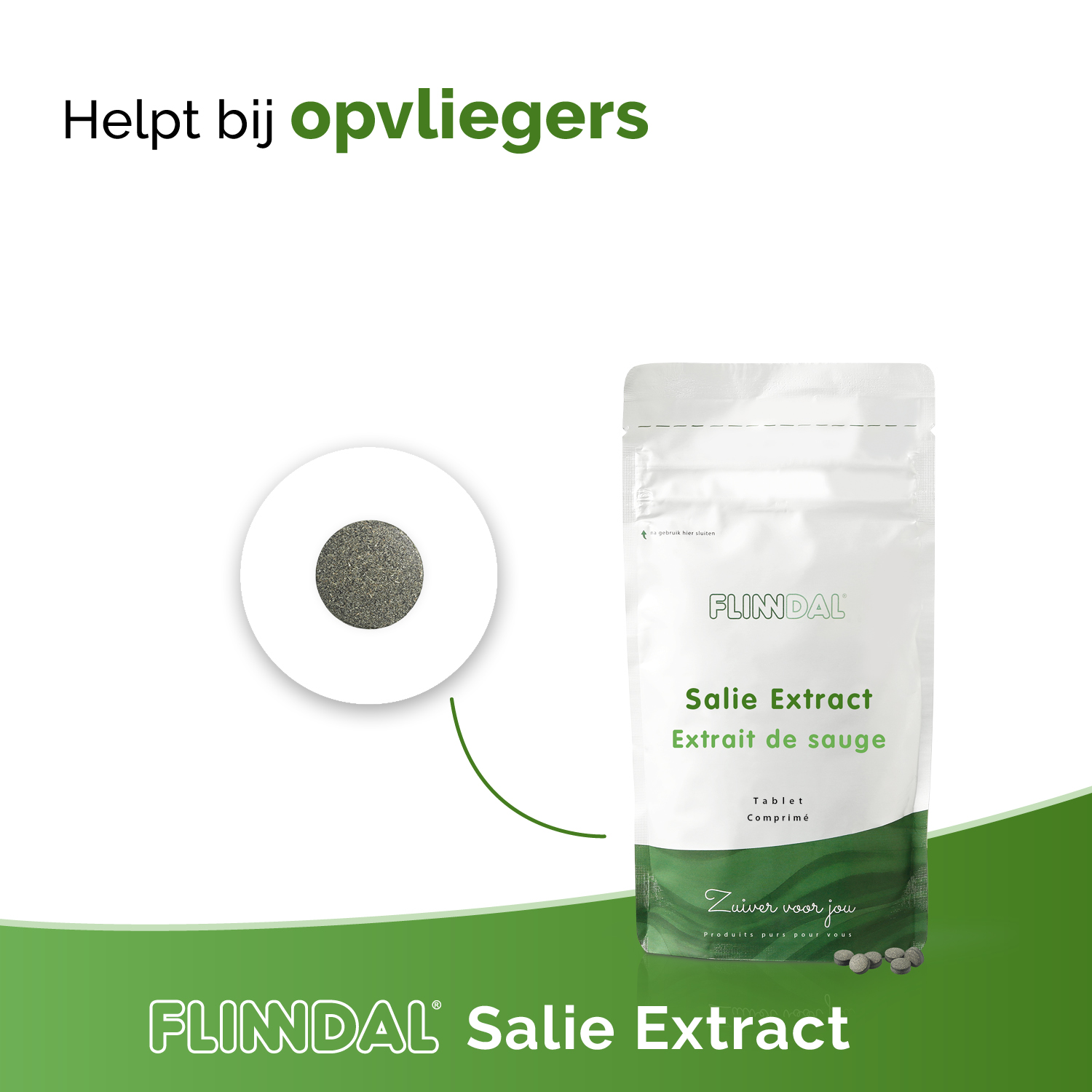 Salie Extract Nut