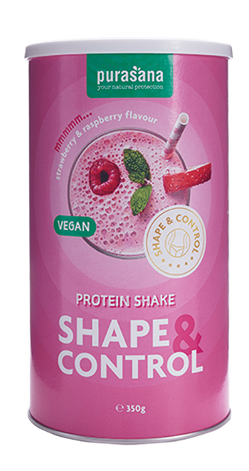 Shape & Control strawberry raspberry
