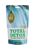 Total Detox mix raw powder