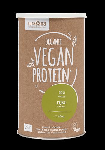 Vegan Protein Rijst naturel