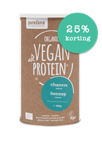 Vegan Protein Hennep naturel