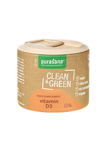 Clean & Green Vitamin D3