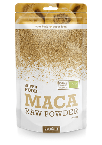 Maca raw powder