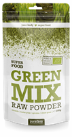 Green mix raw powder