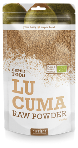 Lucuma raw powder