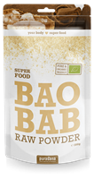 Baobab raw powder