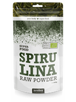 Spirulina raw powder