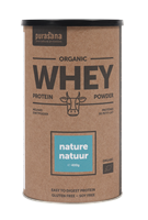 Whey Protein powder naturel